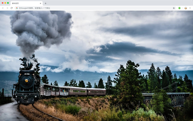 HDR New Tab Page HD Wallpapers Themes