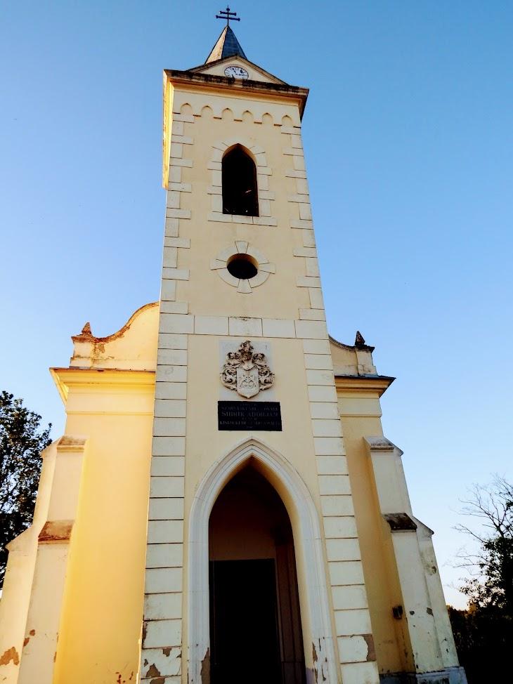 Zalaháshágy - Sibrik kápolna