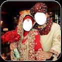Muslim Couple Photo Suit icon