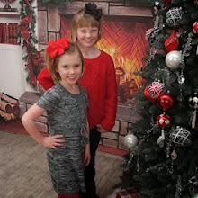 Photo: MarlanaBussey '04 Dalton's daughters.