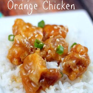 Orange Chicken.