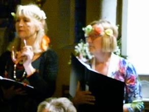 Photo: Altos: Kay Murray and Roberta Hardy