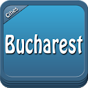 Bucharest Offline Map Guide icon