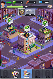 Idle Mafia Mod Apk — Tycoon Manager 2.5.0 (Unlimited Gems) 6
