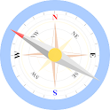 Easy North South Edge Compass icon