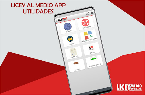 Licey Al Medio for PC-Windows 7,8,10 and Mac apk screenshot 4