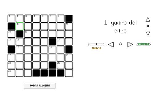 Cruciverba italiani - Enigmistica gratis 2019 screenshot 7