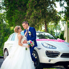 Wedding photographer Elizaveta Ganina (EGanina). Photo of 19.03.2017