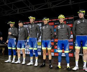Le groupe Wanty-Gobert fait une modification dans sa sélection pour le GP Stad de Zottegem
