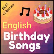 English birthday songs