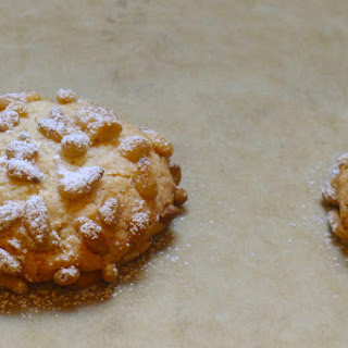 Gluten-Free Pine Nut Cookies Recipe