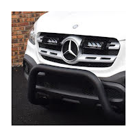 LAZER Mercedes Benz XC MONT KIT