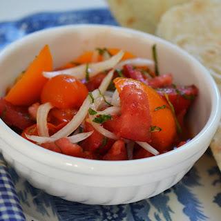 Lebanese Tomato Salad