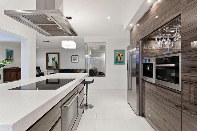 cocina moderno