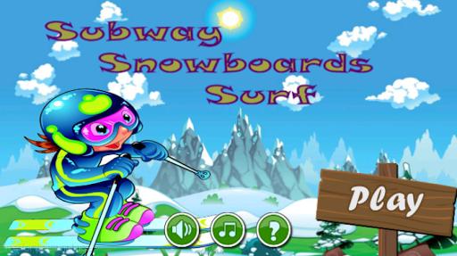 Subway Snowboards Surf