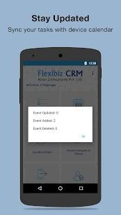 Flexibiz CRM - náhled