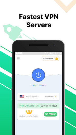 VPN Speed Master -- Free & Unlimited Hotspot Proxy 1.3.4.88 screenshots 1