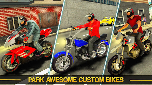 US Motorcycle Parking Off Road Driving Games filehippodl screenshot 21