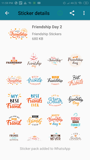 Malayalam Stickers 4.3.15 screenshots 2