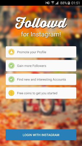 Followd for Instagram