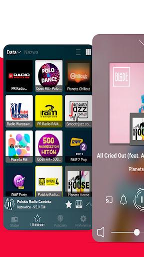 Radio Polska - Radio FM 2.3.5 screenshots 1