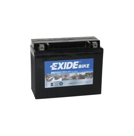 Tudor Exide AGM batteri 12V/21Ah