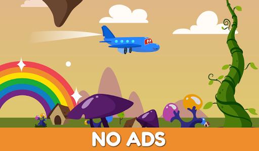 Carl Super Jet:  Airplane Rescue Flying Game screenshots 24