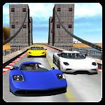Crazy Speed Car Racing Icon