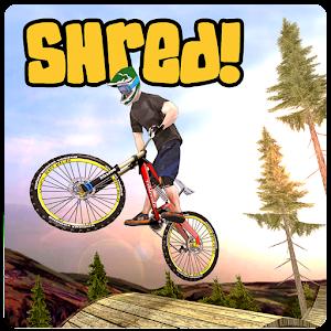 Shred! Downhill Mountainbiking