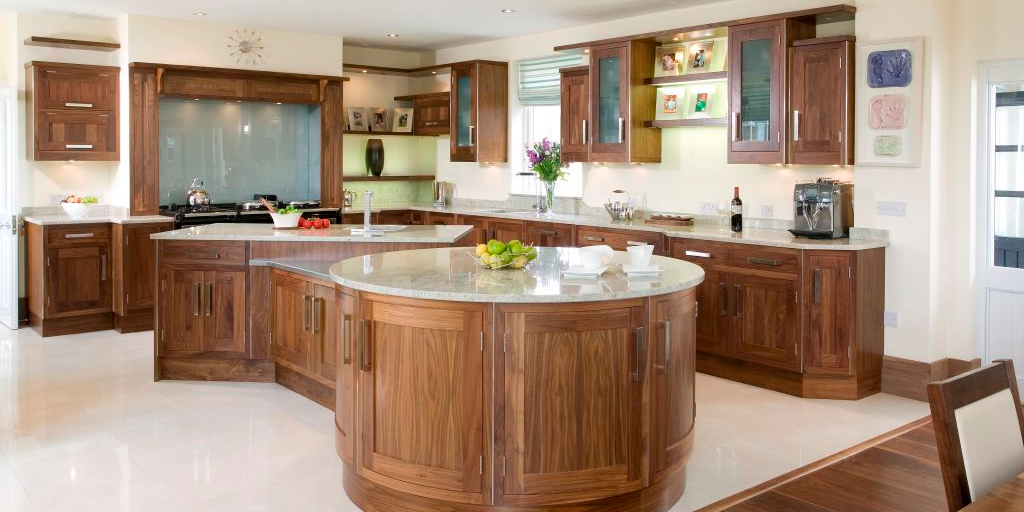 hand crafted kitchen in oxfordshire