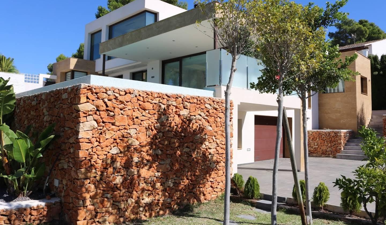 Villa avec piscine et terrasse Teulada