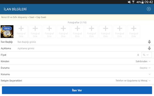sahibinden.com Screenshot