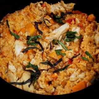 Thai-Inspired Slow-Cooker Tilapia.