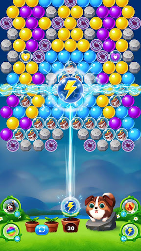 Bubble Shooter Balls filehippodl screenshot 2