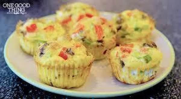 Omelette Muffins Recipe
