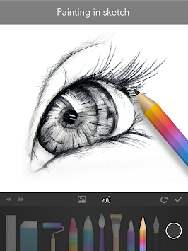 PaperOne:Paint Draw Sketchbook APK screenshot thumbnail 9