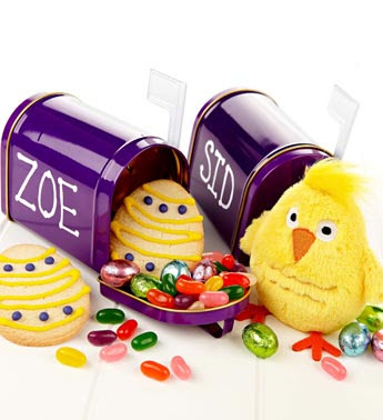 Photo: Easter Egg Mail Box Gift