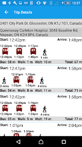 BusBuddy Ottawa screenshot 6