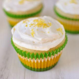 Perfect Lemon Cupcakes.