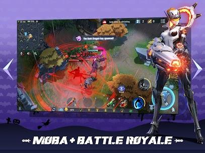 Download Survival Heroes – MOBA Battle Royale APK 6