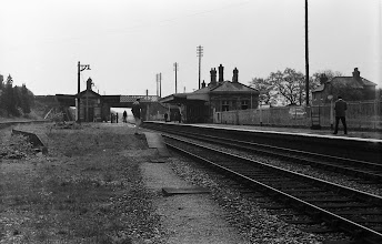 Photo: Something expected at Kingham (May 1973)