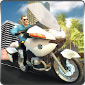 Traffic Police Bike Escape Pro icon