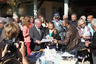 Photo: ...et Monsieur le Député-Maire ...