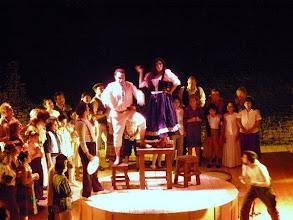 Photo: DER BAJAZZO von Leoncavallo in Buenos Aires/Teatro Roma. Zur Kritik von Dr. Klaus Billand (November 2010). Foto: Dr.Klaus Billand