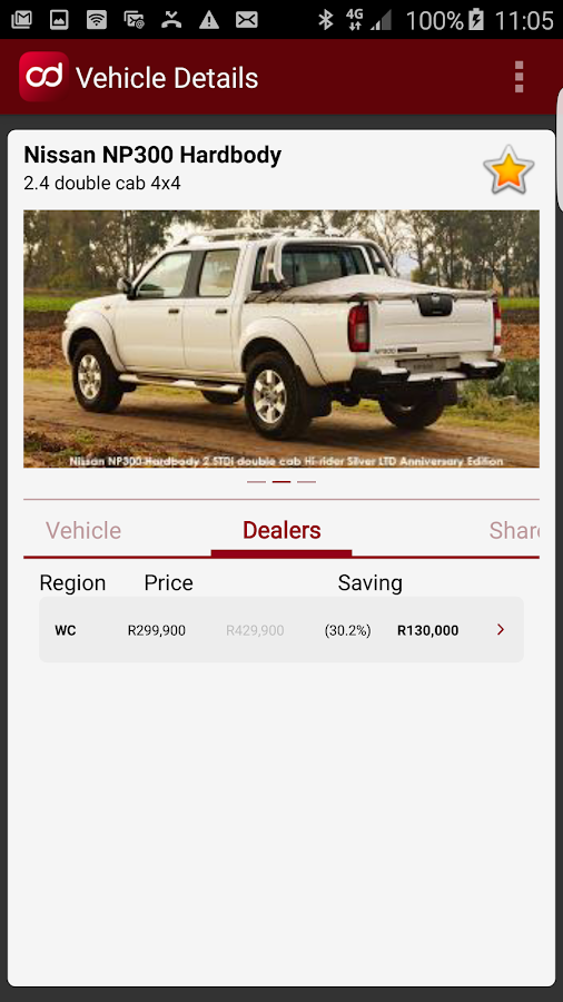 New Car Deals- screenshot