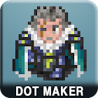 Dot Maker - Pixel Art Painter icon