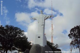 Photo: Gravatá - Imagem em Homenagem ao Cristo Redentor