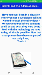 True ID Caller Name and Location