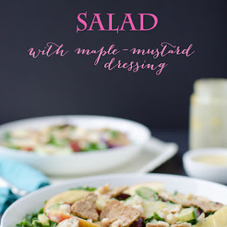 Fall Fattoush Salad