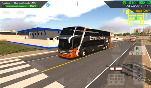 Heavy Bus Simulator  24